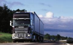 Freight transportation in Europe