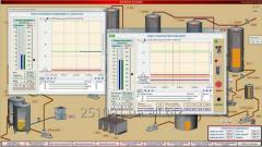 Разработка проектов систем управления АСУ ТП