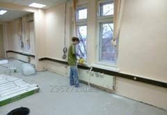 Косметический ремонт офиса