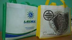 Эко Сумки. Сумки из ткани. Промо-сумки с нанесением. Пошив сумок на заказ с логотипом.