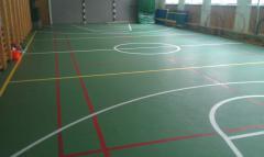 Anordning av golvbeläggningar