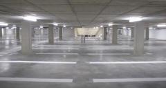 Проектирование подземных автомобильных паркингов