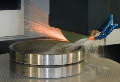 Plano-circular metal works