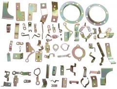 Koude stempelen metalen onderdelen