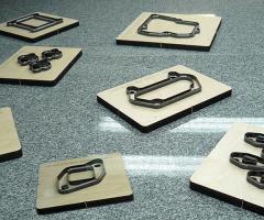 Изготовление вырубных штампов