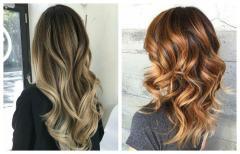 Окрашивание волос  L`Oreal, Wella