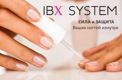 Укрепление натуральных ногтей IBX