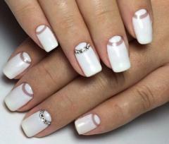 Покрытие ногтей гель-лаком Shellac, Luxio