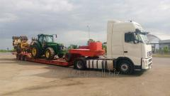 Перевезення вантажу