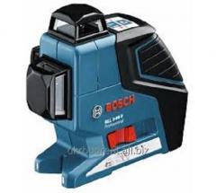 Нивелир лазерный (построитель плоскостей) Bosch