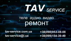 Ремонт LED&LCD телевизоров,TFTмониторов,
