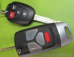 Дублікат ключа Тойота