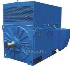 Ремонт электродвигателей, трансформаторов и генераторов