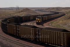Перевозка угля из Казахстана