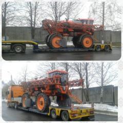 Доставка негабаритних вантажів по Україні та Європі   імпорт, експорт, доставка по Україні