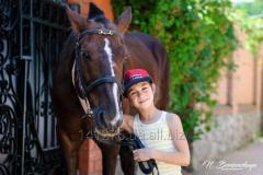 Летний конный лагерь для детей