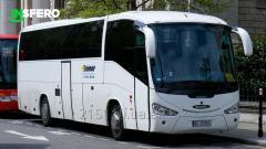 Зеленая карта на автобус для Европы