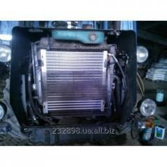 Installation of car air conditioners