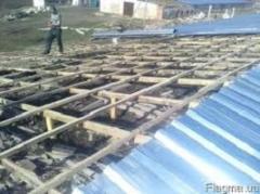 Ремонт крыш (кровельные работы)