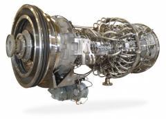 Ремонт газовых турбин