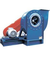 Ремонт и обслуживание промышленных вентиляторов