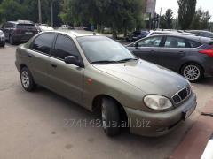 Авто из Польши (Daewoo Lanos)