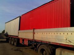 Аренда строительный вагончик 6*2,4 3000 грн
