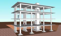 Устройство монолитных и сборных железобетонных конструкций