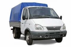 Перевозка грузов до 1.5т