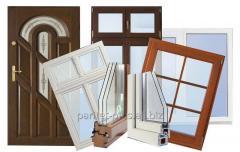 Установка металлопластиковых окон/дверей