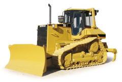 Аренда Бульдозер Caterpillar D5M LGP