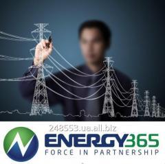 Поставка электроэнергии в Украине