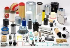 Оригинальные запасные части и расходные материалы для компрессорного оборудования.