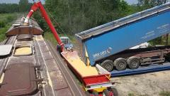 Железнодорожные перевозки Насыпные Грузы