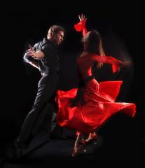 Аргентинское танго в Киеве