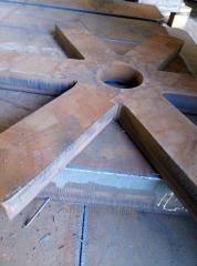 Изготовление деталей и изделий из алюминиевых сплавов, нержавеющих, черных и специальных сталей