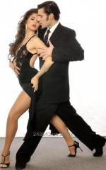 Аргентинское танго в Вышгороде