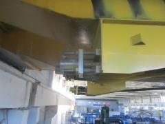 Повышение грузоподъёмности кранов мостового типа в