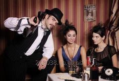 Мафия Сhicago-30х - Фестиваль парикмахерского искусства