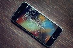 Ремонт: Замена разбитого стекла (экрана) iPhone 8+ (Plus) за 45 мин.