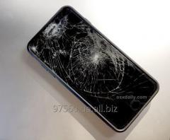 Ремонт: Замена разбитого стекла (экрана) iPhone 7+ (Plus) за 45 мин.