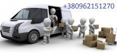 Квартирный и офисный переезд: перевозка мебели, вещей, грузовое такси, грузчики