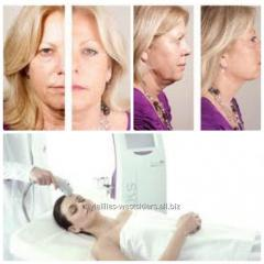 РЧ коррекция форм тела и овала лица