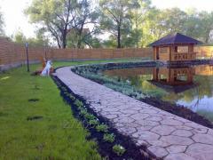 Строительство водоемов в Украине