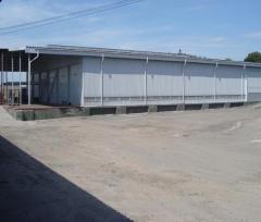 Холодильные камеры и склады г. Винница