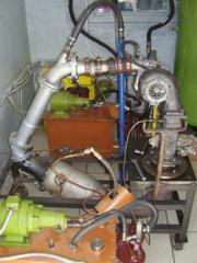 Испытания турбокомпрессоров