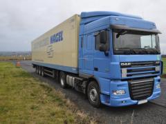Кузовной ремонт грузового транспорта