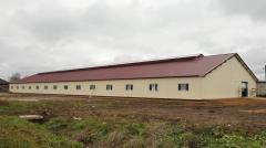 Строительство объектов зерноперерабатывающей отрасли