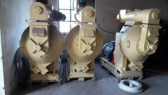 Сервисное обслуживание грануляторов и линий производства пеллет