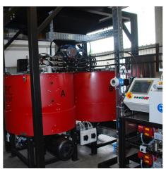 Стационарное и порционное протравочное оборудование-SATEC CONCEPT® 3.200----на обьем семян  5 кг, 330 кг, 30 т и т.д